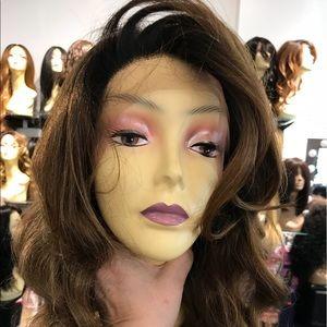 Accessories - Deep wave color ombré 4/27/30 Lacefront Wig